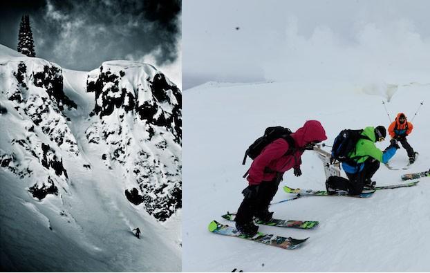 Splitboard Homemade Snowboard Kit 93