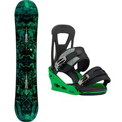 Burton Descendant set