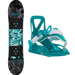 Burton Chopper set