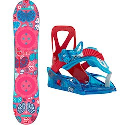 Burton Chicklet set