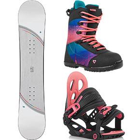 e712764e5 Detské snowboard komplety - výpredaj | Snowboard Zezula