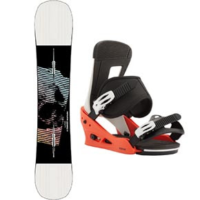 Go to the set Burton Instigator Set