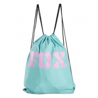 Fox Vapors Cinch Sack teal