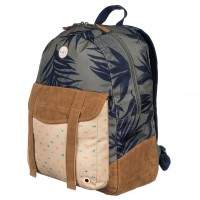 Roxy Melrose indo floral combo dusty olive