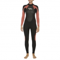 Billabong Launch Ls Gbs St black/cherry