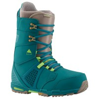 Burton Fiend green/tan