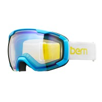 Bern Scout white/yellow