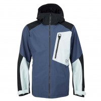 Burton Ak 2L Cyclic team blue/breezy/true black