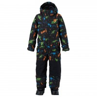 Burton Boys Minishred Striker One Piece cyborgasaurus rex