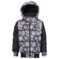Burton Girls Minishred Twist sun doodle/true black