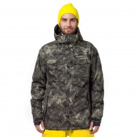 Horsefeathers Savage olive camo