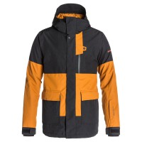 Quiksilver York black