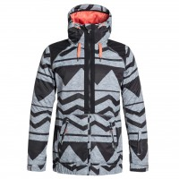 Roxy Valley Hoodie damaris anthracite