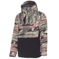 Volcom F-117 Pullover camouflage