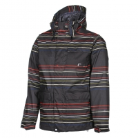 Volcom Tactic black stripe