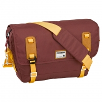 Burton Flint Messenger crimson