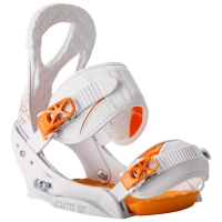 Burton Stiletto Est white/orange