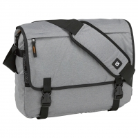 Burton Synth Messenger pewter heather