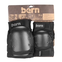 Bern Adult Pad Set black