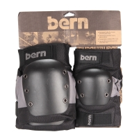Bern Adult Pad Set grey