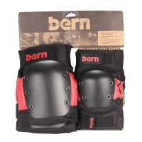 Bern Adult Pad Set red