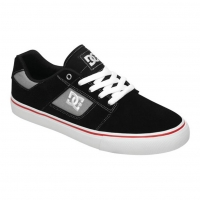 Dc Bridge black/dk grey/athletic red