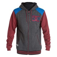DC Dcla Fleece anthracite