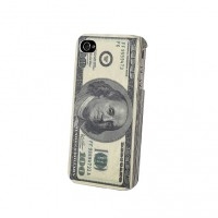 Dedicated Dollars Iphone 5 green