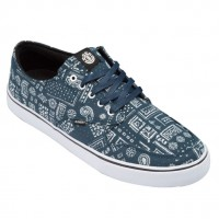 Element Topaz C3 navy paisley