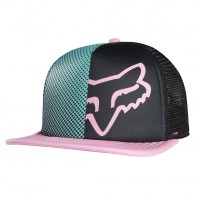 Fox Bandit Trucker cotton candy