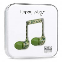 Happy Plugs In-Ear camouflage