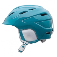 Giro Decade deep teal hand herring