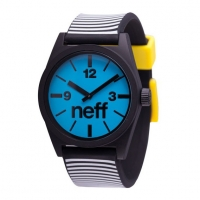 Neff Daily Watch black stripe