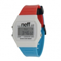 Neff Flava red/white/blue
