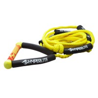 Hyperlite Surf Rope Handle yellow