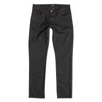 DC Worker Straight Jean black black rinse