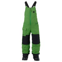Burton Boys Minishred Maven Bib slime