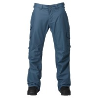 Burton Cargo washed blue
