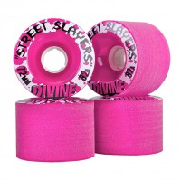 Divine Street Slayers 72Mm/82A pink