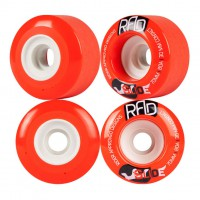 R.A.D Glide 70Mm/80A red