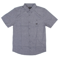 Dc Anvil Ss heather dc navy