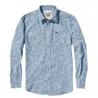 Globe Goodstock Shirt blue