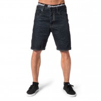 Horsefeathers Ground Shorts dark indigo