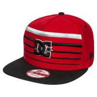 DC Fretter athletic red