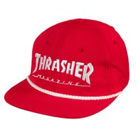 Thrasher Rope red/white