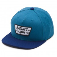 Vans Full Patch Snapback blue ashes/dress blues