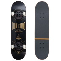 Globe Banger black/gold