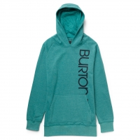 Burton Antidote Pullover heather tidal bore