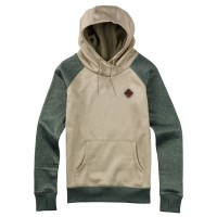 Burton Heron Pullover canvas heather