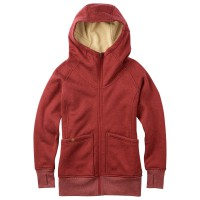 Burton Journey Fleece chilli pepper heather